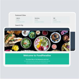 Membuat Web Kuliner Menggunakan React.js