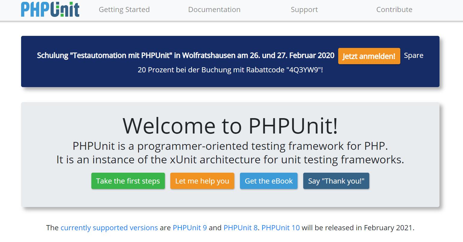 Belajar Unit Testing dengan PHPUnit